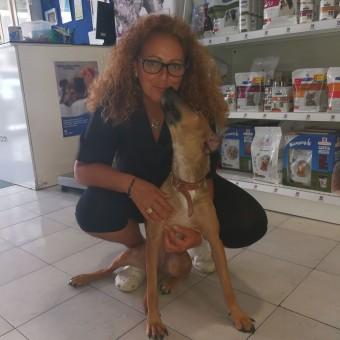 Lourdes Mir Auxiliar Técnico Veterinario